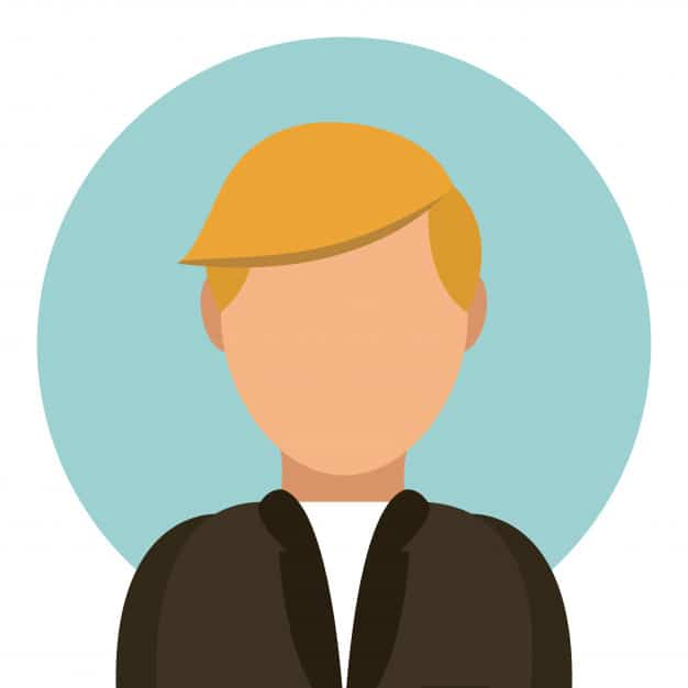 Man avatar testimonial reviewer for UBB rural broadband provider