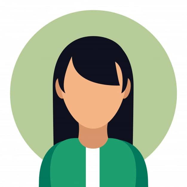 Woman avatar testimonial reviewer for UBB rural broadband provider